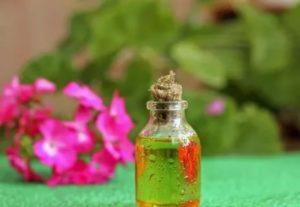 Эфирное масло герань при климаксе
