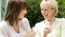 Можно ли при климаксе пить спиртное