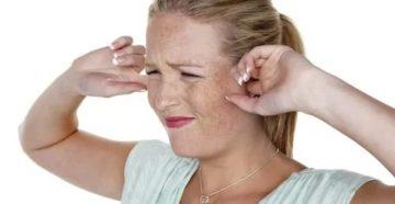 Заложенность ушей при климаксе